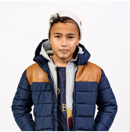 Duncan quilted parka