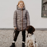Dagny quilted coat