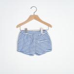 Matilda - Randiga shorts till barn