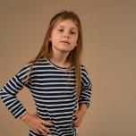 Melissa Trikåklänning