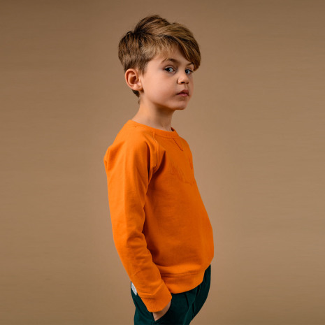 Garland - Orange sweatshirt till barn