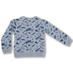 Berry Sweater