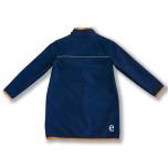 Dacian - Blå softshelljacka till barn