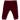 Jackson - Röd velourbyxa till baby