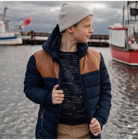 Dalton - Vadderad vinterjacka till barn