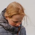 Daniella - Vadderad vinterparkas till barn