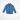 Emile - Blå fleecejacka till barn