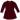 Jalena - Röd klänning i velour till barn