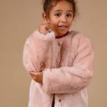 Darla - Fuskpälsjacka till barn