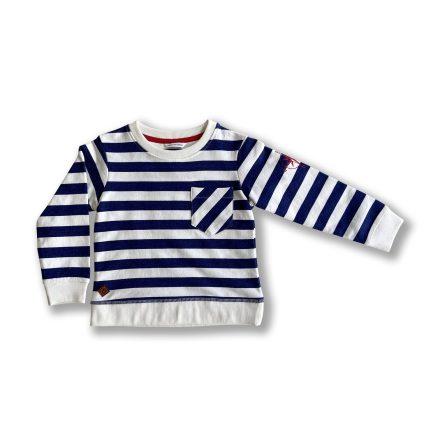 Otto - Randig sweatshirt