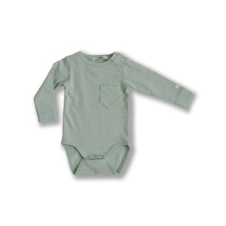 Nash - Långärmad babybody