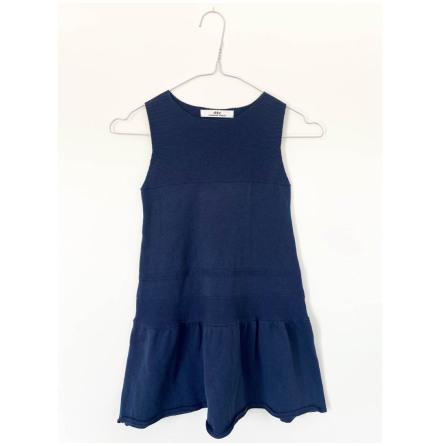 SAMPLE - Naima - Stickad klänning till barn