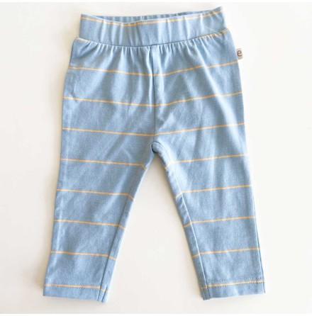 SAMPLE - Nell - Randiga leggings till baby