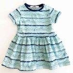 SAMPLE - Elle - Trikåklänning till baby
