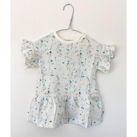 SAMPLE - Romy - Trikåklänning till barn