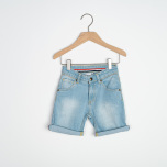 Mauritz - Jeansshorts till barn