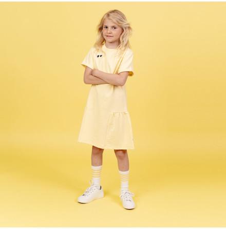 Harlow - Gul klänning till barn