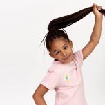 Harlow - Rosa klänning till barn