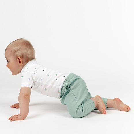 Obama - Chinosbyxa till baby
