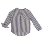Tjals shirt chimney collar