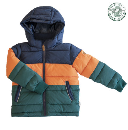 Bruce Quilted Jkt