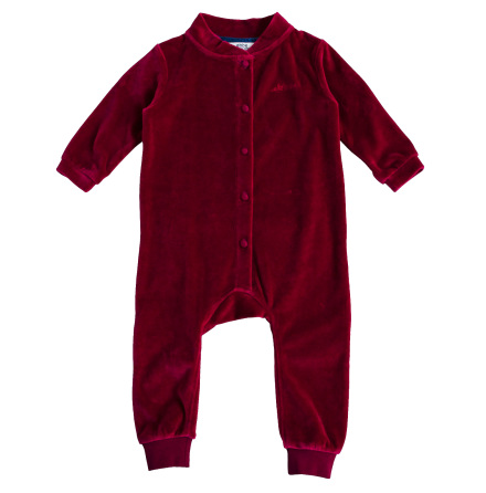 Jabilo - Röd onepiece till baby