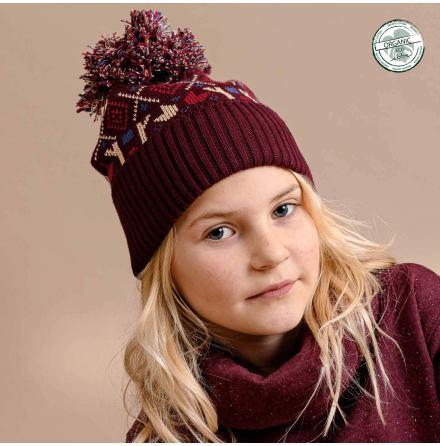 Vivendel Pom Pom Hat