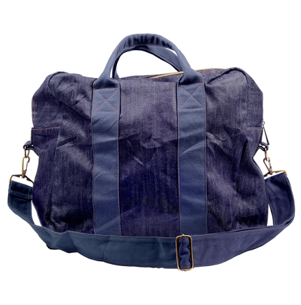 Nef denim bag