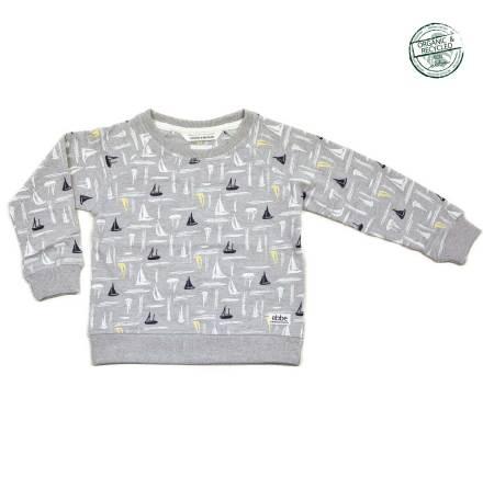 Oswyn Långärmad Sweatshirt