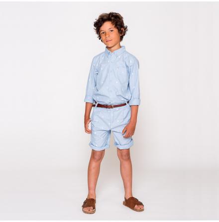 Conan chinos shorts