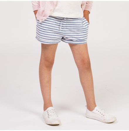 Matilda - Randiga shorts