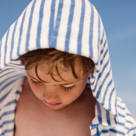 Aruba bathrobe