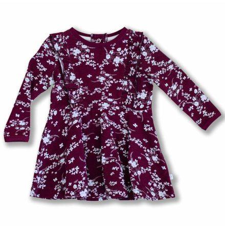 Sadie Mönstrad Babyklänning