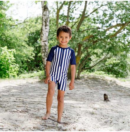 Tage - Heldräkt med solskyddsfaktor UPF50+, barn
