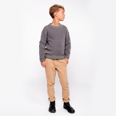 Sempre knitted sweater