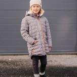 Tilda quilted coat