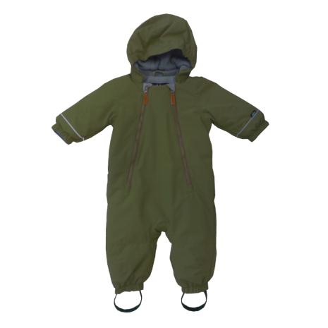 Timo - Vadderad vinteroverall till baby