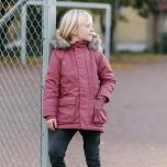 Twain - Vadderad parkas till barn