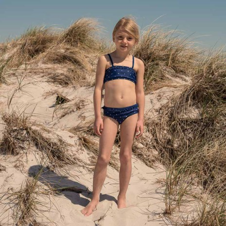 Bell - Bikini till barn, solskyddsfaktor UPF50+