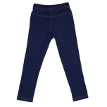 Mandy jersey denim pant