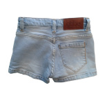 Evita denim shorts