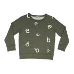 Znow letter sweater