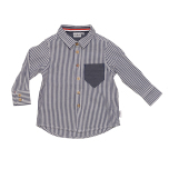 Hasse striped shirt