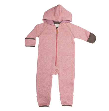 Oslo fleece bodysuit