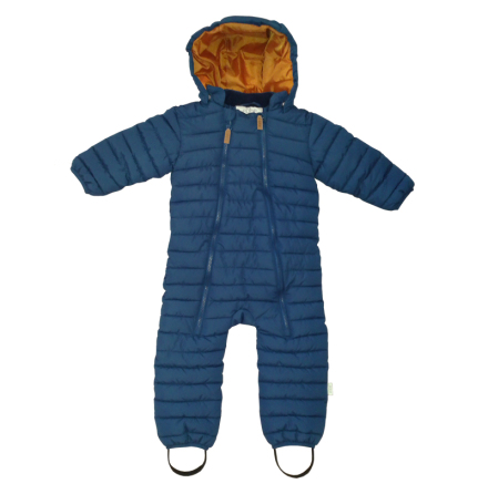 Oregon quilted babysuit